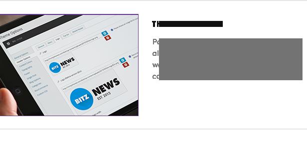 Bitz - News & Publishing Theme - 9